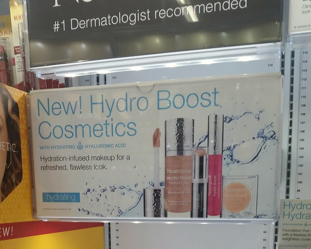 Neutrogena Hydro Boost at Walmart