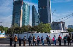2018 - Mexico City - No Queue Jumping