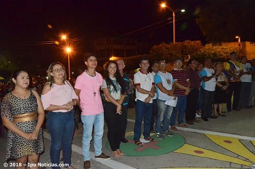 5ª e 6ª novena e missa da Festa de São Sebastião 2018