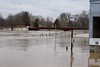 ladybugdiscovery posted a photo:flooding of the Thames River in Chatham-Kent