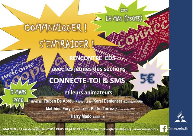 2018-03-Rencontre CT SMS - Affiche