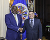 Assistant Secretary General Meets with Minister of Defense of Haiti