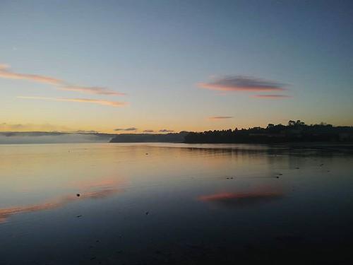 Sada al amanecer. Antes del trail #costadoce. #Coruña #sunrise #amanecer #abrente #trailcostadoce #phonephoto #photography #sundaypic