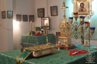 Божественная литургия 30