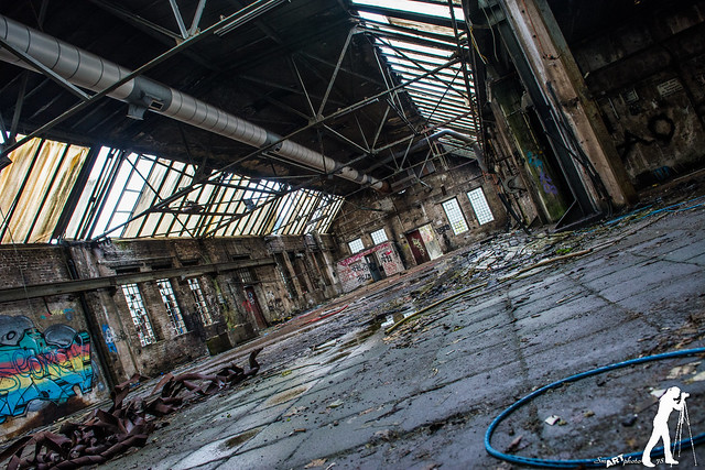 Lost Places: Fitting Factory - Armaturenfabrik