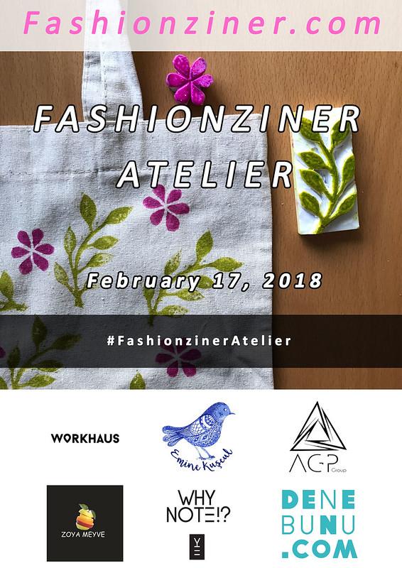 Fashionziner Atelier #3
