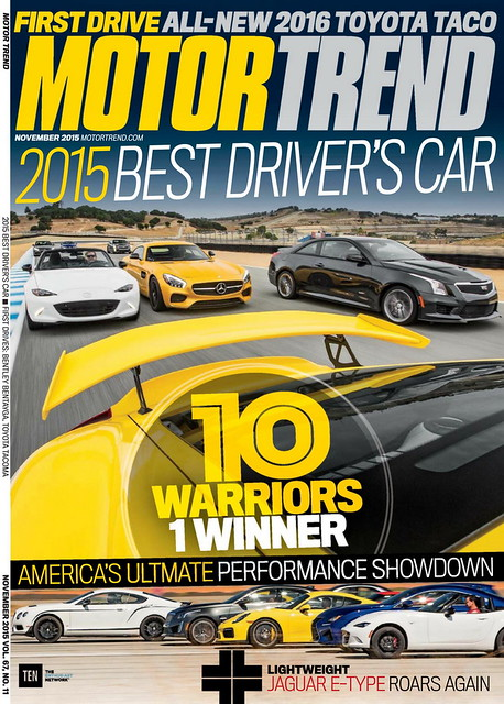 Motor Trend 11/2015