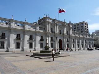 Chile und Argentinien
