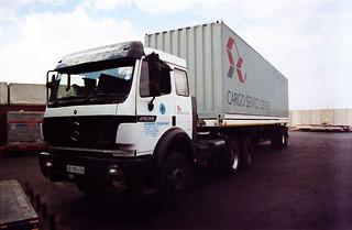 Cargo Service Center Mercedes Benz 2535