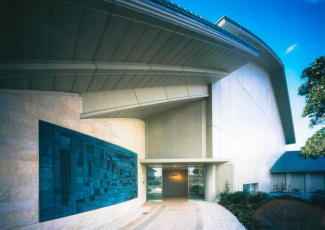 パラミタミュージアムの外観
