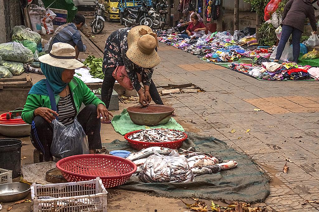 Main market--Akreiy Ksatr