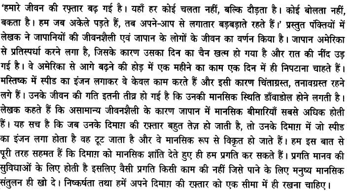 Chapter Wise Important Questions CBSE Class 10 Hindi B - पतझर में टूटी पत्तियाँ 33a