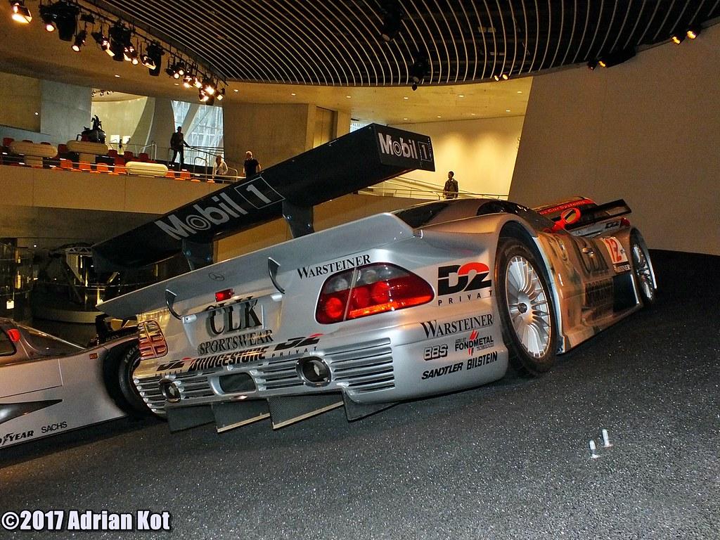 Mercedes-Benz CLK GTR   Adrian Kot   Flickr