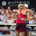 Angelique Kerber, Ashleigh Barty