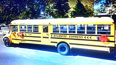 2011 IC CE Maxxforce DT, Atlantic Express, Bus#11426. (Current Company N/A)