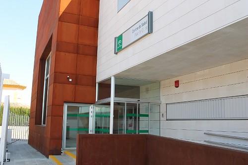 Centro de salud de Olivar de Quintos