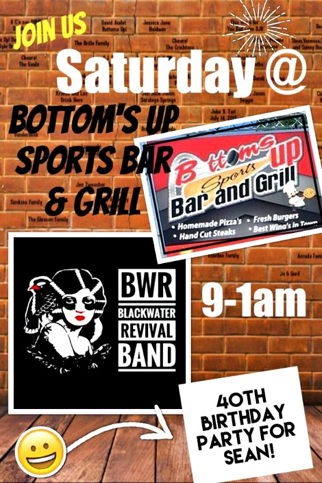 Blackwater Revival Band 2-17-18