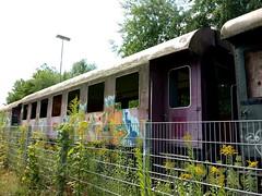 Bahnhof, Züge & Co