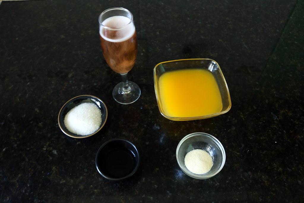 Gelatina de Mimosa
