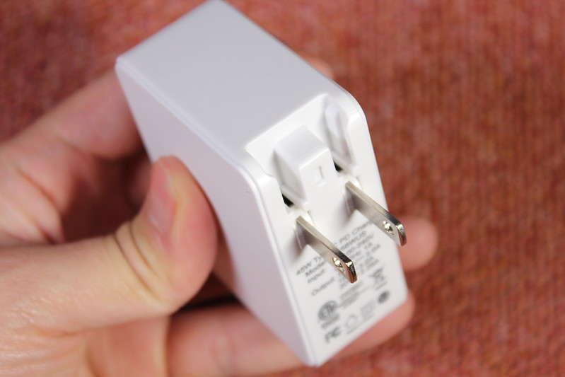 dodocool USB Type-C PD充電機 開封レビュー (16)