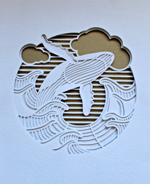 Papercut Example by Paper Artist Collective