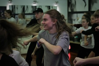 Sienna Lyons & Lee Daniel (LA, USA) workshop @ DanceAct