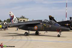 E26 705-ND - E26 - French Air Force - Dassault-Dornier Alpha Jet E - Luqa Malta 2017 - 170923 - Steven Gray - IMG_0660