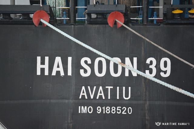 Hai Soon 39 Crew Member Stabbed