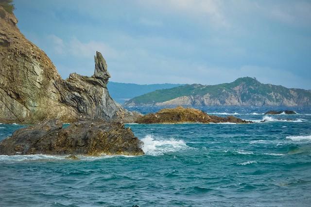 Sea Rock Needle 2