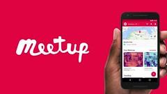 Social media by Jyotindra Zaveri discussing Meetup.com