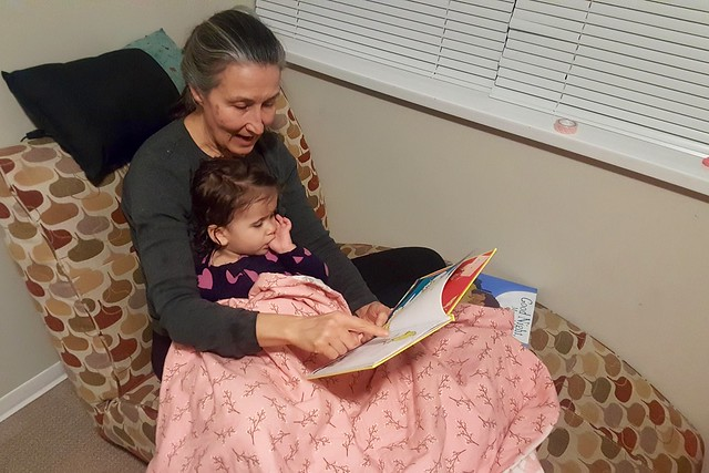 Baba Story Time