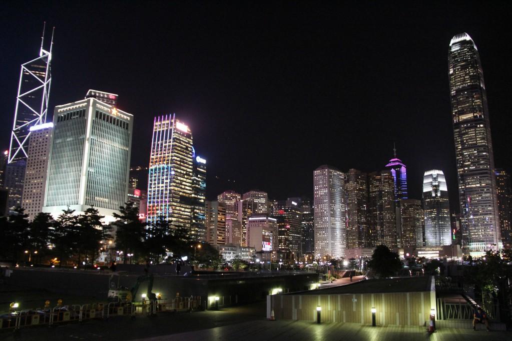 Гонконг, часть вторая - полная иллюминация и бесплатный виски