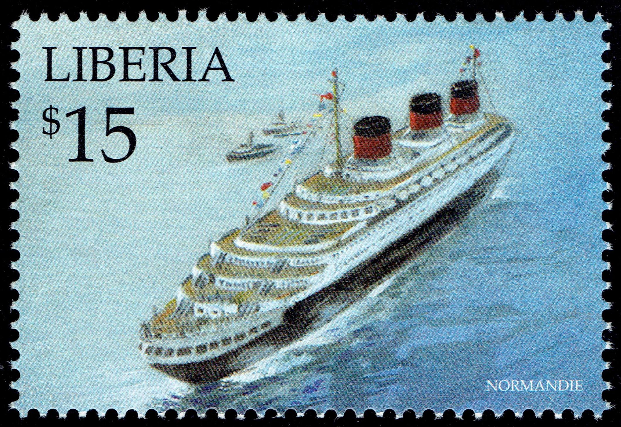 Liberia - StampWorld #3912 (2001)