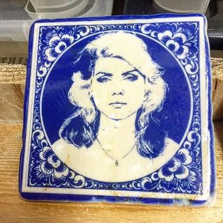 #henribanks #debbyharry #blondie #marble #bluedelft #marmor