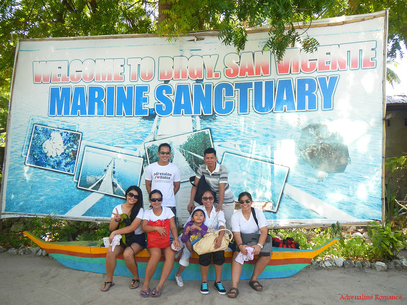 San Vincente Marine Sanctuary