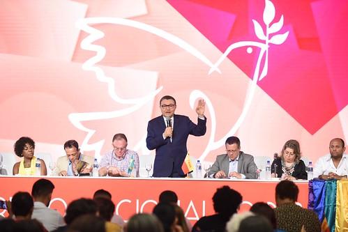 Abertura conjunta dos Congressos Nacionais dos segmentos do PSB - 1/3/2018