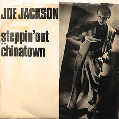 JOE JACKSON:STEPPIN' OUT(JACKET A)