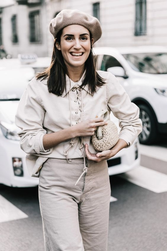 beret trend accessory fashion style winter 2018 boina accesorio tendencia invierno12