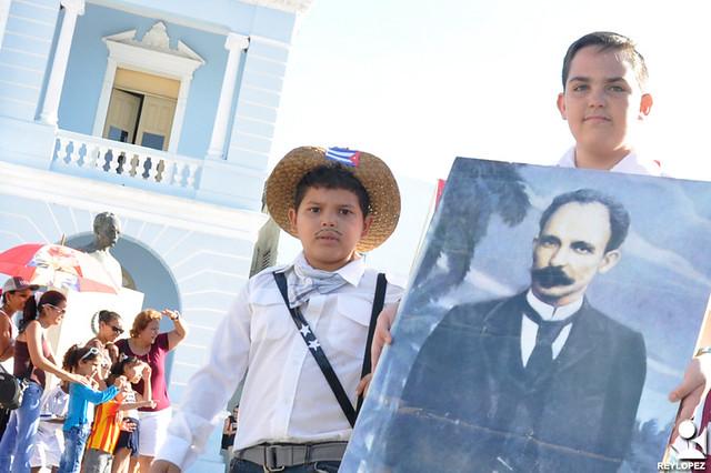 Las Tunas, José Martí entre nosotros