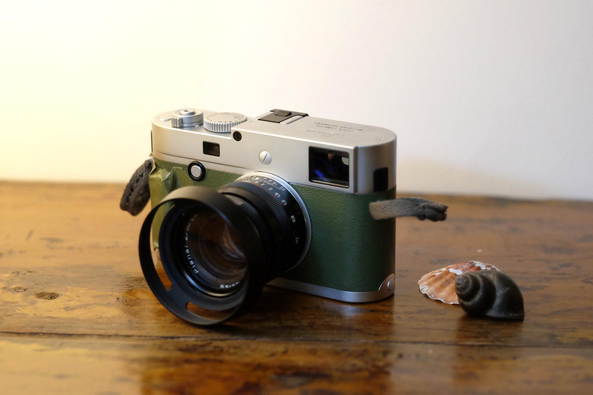 Leica m240_Vorderseite