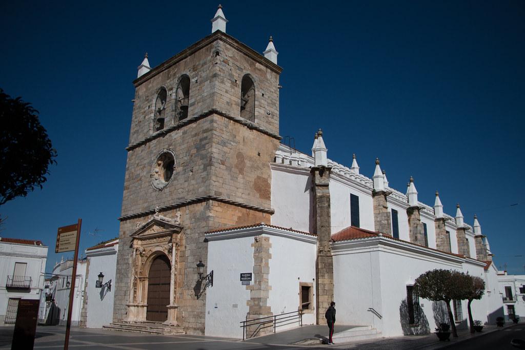 Iglesia de Santa María Magdalena (Olivenza, Extremadura)