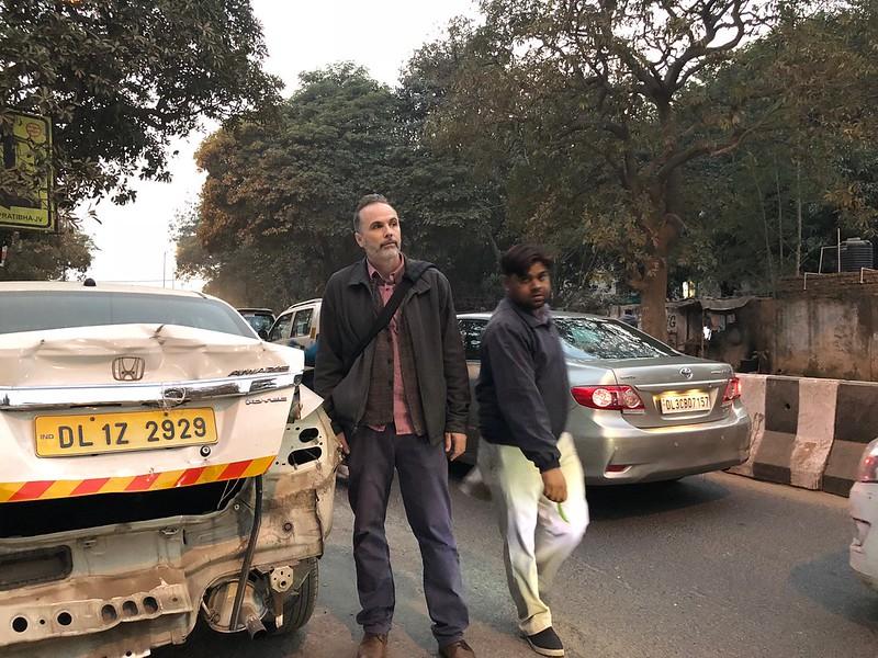 Delhi's Bandaged Heart – Ankita Surabhi's Heartbreak Poetry, Adjacent to Outer Ring Road
