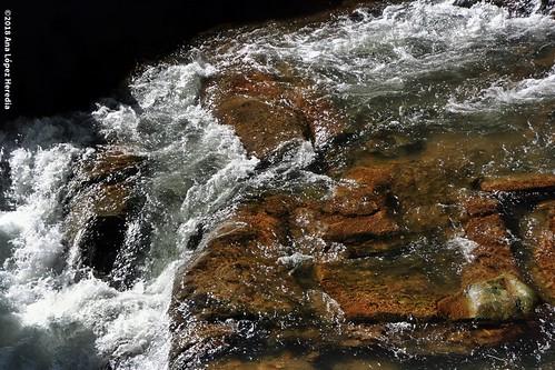 Canalona de Portolín · El río Besaya a su paso por Molledo, Cantabria