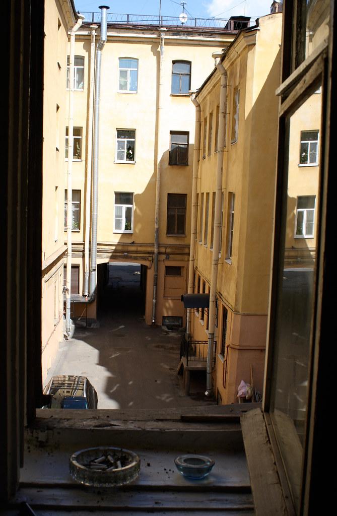 06. Okno na Chaykovskogo