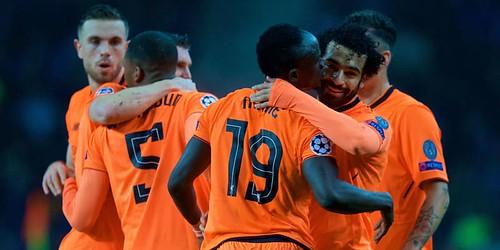 Liverpool merebut kembali rekor Liga Champions dalam waktu satu hari