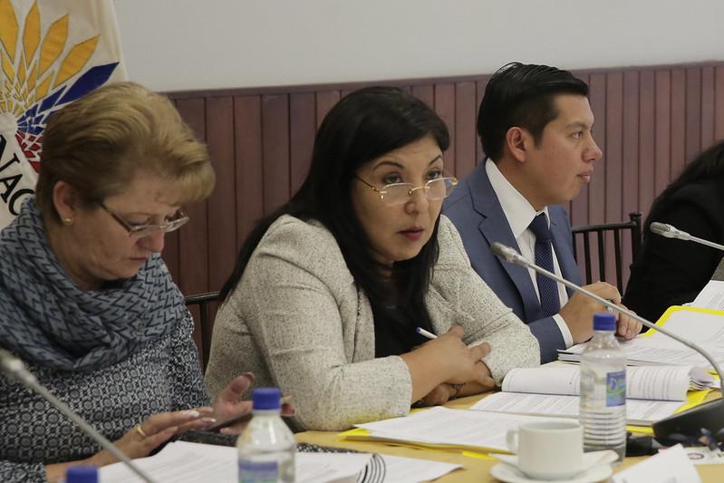 07 de febrero de 2018 - Sesión de la Comisión de Aampetra.