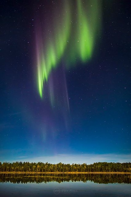 Keen to increase your chances of seeing a big aurora show? Come on out to Yellowknife with us this fall. It's in my opinion the best place in the world to shoot the lights, and also the best time of year: fall foliage, comfortable temperatures, reflective