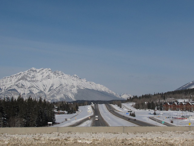 Cascade Mountain and the TCH