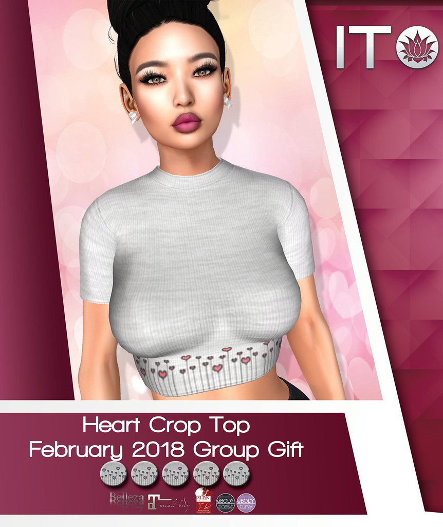 Ito: February Group Gift - TeleportHub.com Live!