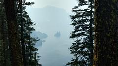 Phantom Ship - Crater Lake